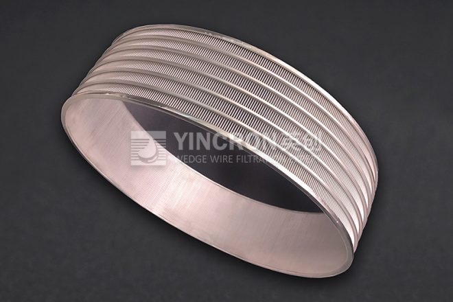 stainless steel wedge wire